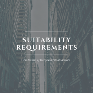 Suitability Requirements with a background of Boston, MA