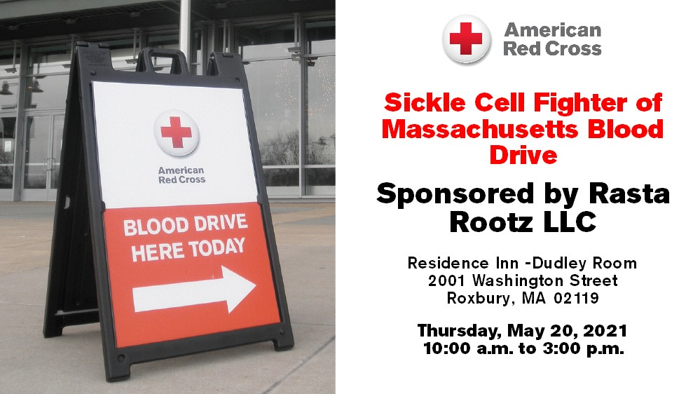 Rasta Rootz and Red Cross Blood Drive